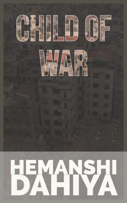Child of War Cover