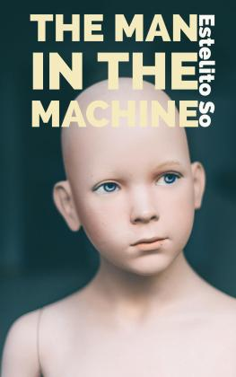 Man in the Machine Cover